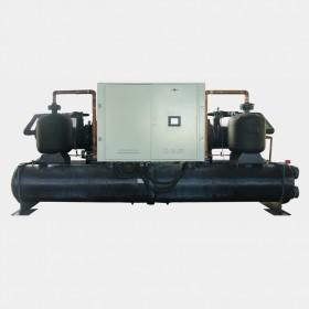 满液式双螺杆热泵机组系列