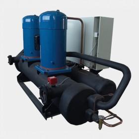 涡旋壳管式热泵机组系列