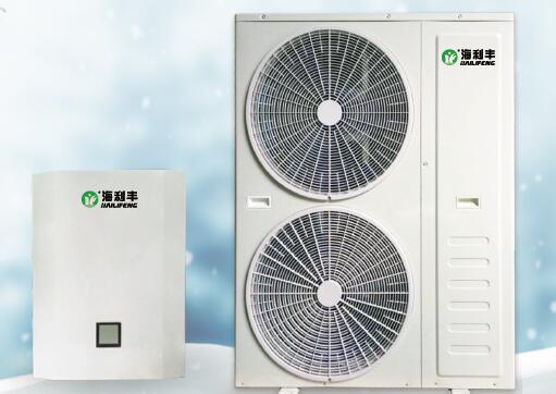 分体式超低温空气源热泵