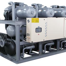 螺杆式水地源热泵机组