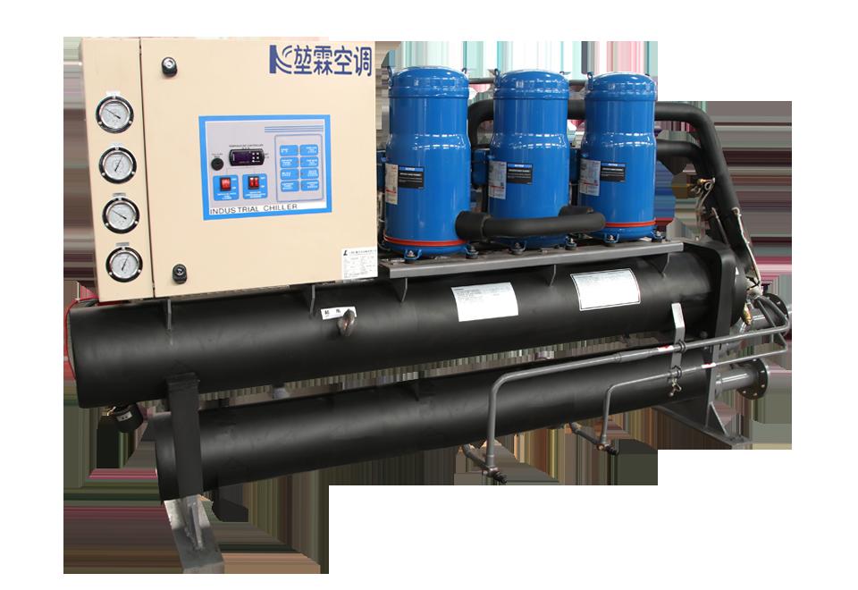 涡旋式水地源热泵