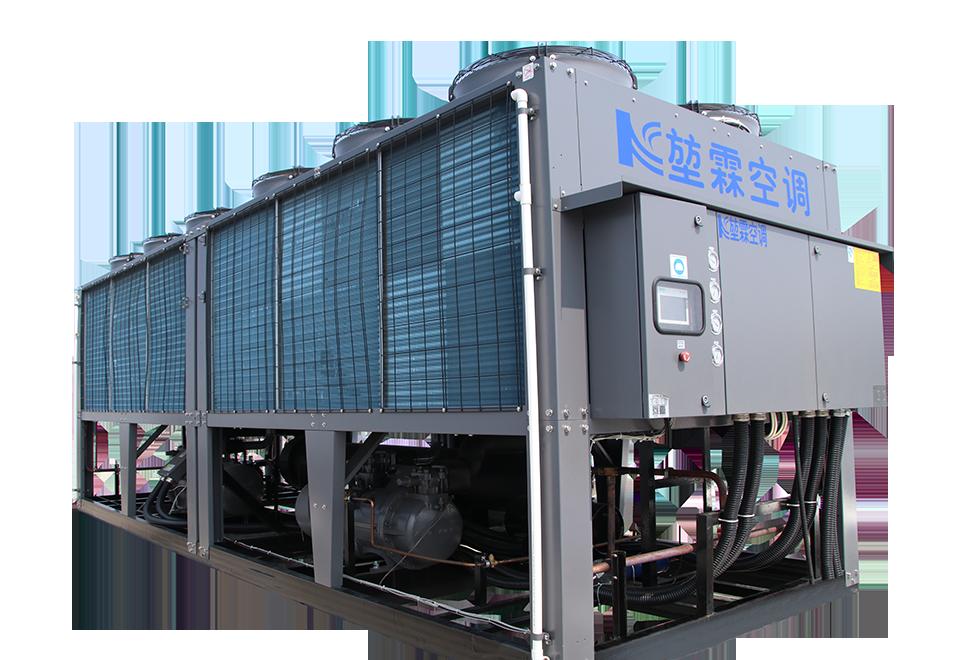 风冷螺杆式热泵冷水机组