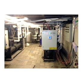 浴室节能热泵系统