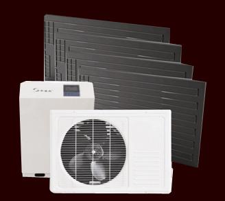 太阳能热泵系统