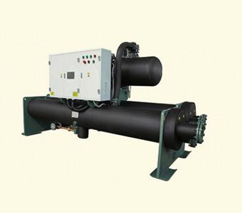降膜式水地源热泵机组