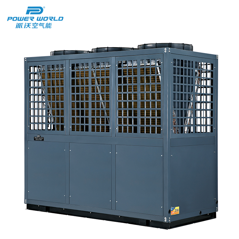 派沃空气能高温热水机 复叠超低温超高温热泵 30匹