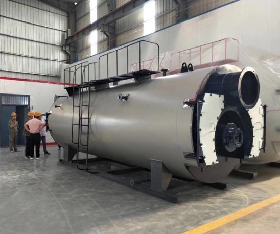 低氮型燃气蒸汽锅炉