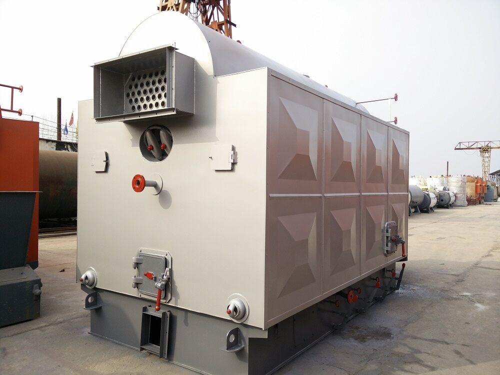 卧式燃煤热水锅炉