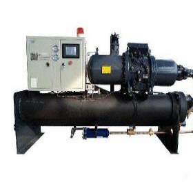水冷螺杆式冷水机单机