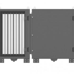 304不锈钢多面管降温