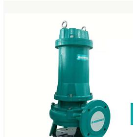 WQ-QG盘式切割污水污物潜水电泵