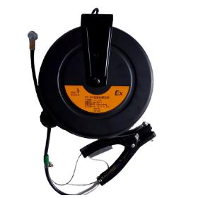 SP-E6自动收线式接地释放器