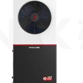 变频空气能源热泵