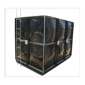 优质板材掏瓷钢板水箱