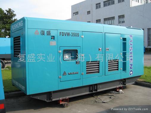 台湾复盛发电机组