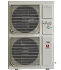 侧吹式空气能热泵