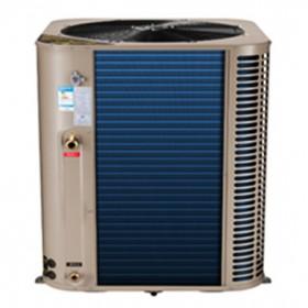 美的空气能热水器商用泳泉循环式