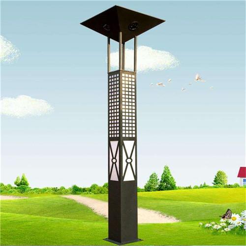 新闻:新乡太阳能景观灯厂家带杆