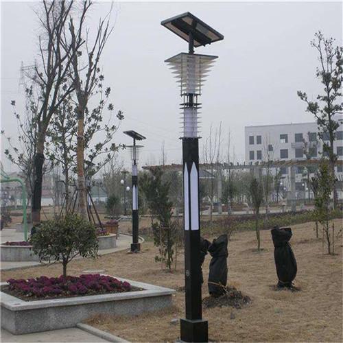 新闻:太原太阳能景观灯厂家售后服务
