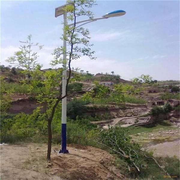 新闻:汉中太阳能路灯厂家,汉中太阳能路灯光源功效