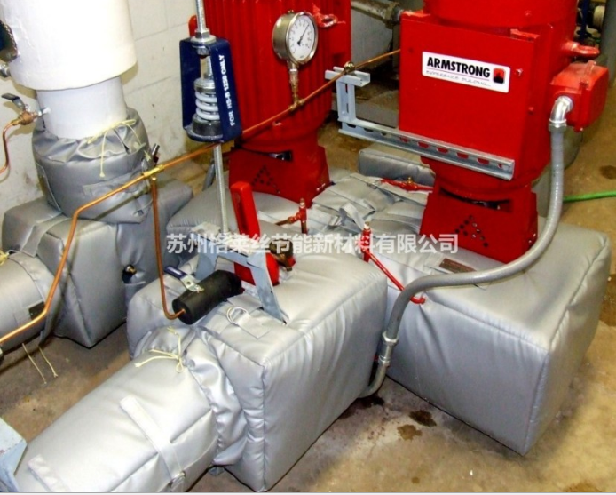 脱卸式法兰、三通保温套,保温隔热材料长期供应 举报