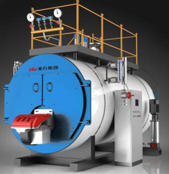蒸汽式锅炉