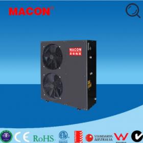 整体式EVI补气增焓直流变频热泵