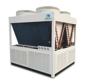 超低温热泵冷暖浴三连供
