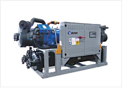 DBFX系列满液式水(地)源热泵机组