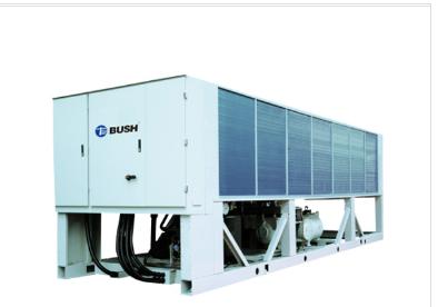 DBAS螺杆式风冷冷水(热泵)机组