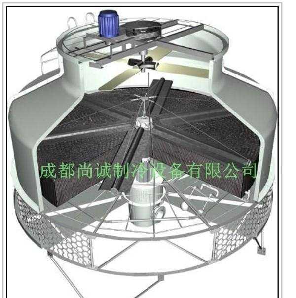 冷却塔 低噪音冷却塔 超低噪音冷却塔