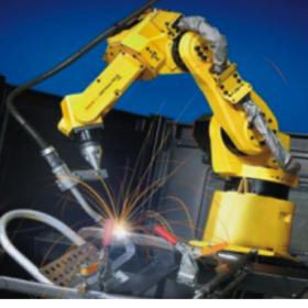 全方位焊接机器人