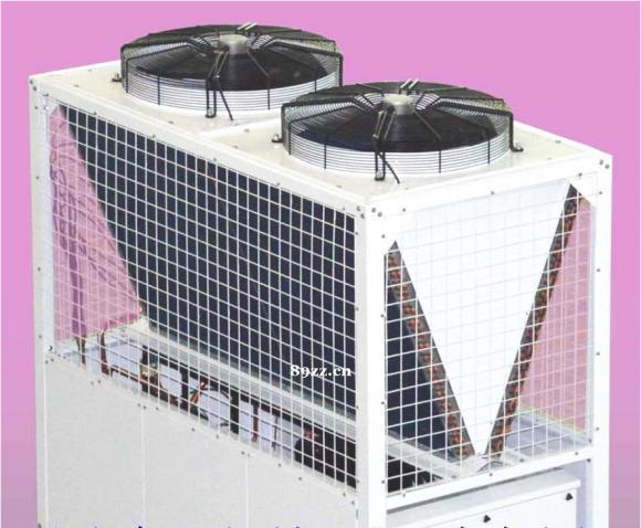 风冷模块冷(热)水机组