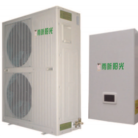 低温型分离式风冷冷热水机组(制热+制冷)