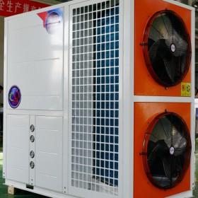 四季通双级热泵耦合采暖一体机