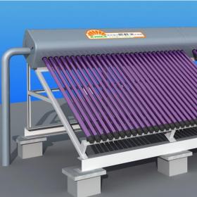 兴马无动力太阳能热水模块